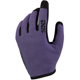 IXS Carve Gloves Women, grape